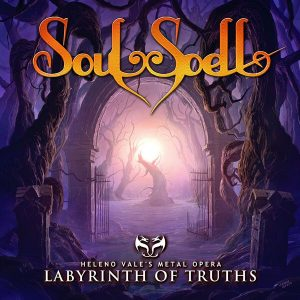Soulspell The Labyrinth Of Truths (Re-Issue 2021) CD Multicolor