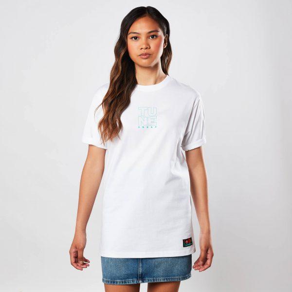 Space Jam Lola Bunny Oversized Heavyweight T-Shirt - White - XS - White