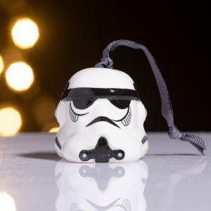 Star Wars Ceramic Stormtrooper Hanging Decoration