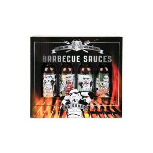 Stormtrooper BBQ Sauce Set