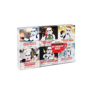 Stormtrooper Hot Chocolate Set
