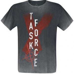 Suicide Squad 2 – Taskforce X T-Shirt Black