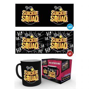 Suicide Squad Bomb Heat Change Mug