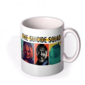 Suicide Squad Character Photos Mug By Moonpig, Gift Set – Delivery Available