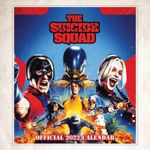 Suicide Squad Official Calendar 2022