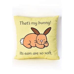 Thats Not My Bunny Double-Sided Cushion