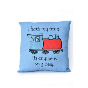 Thats Not My Train Double-Sided Cushion