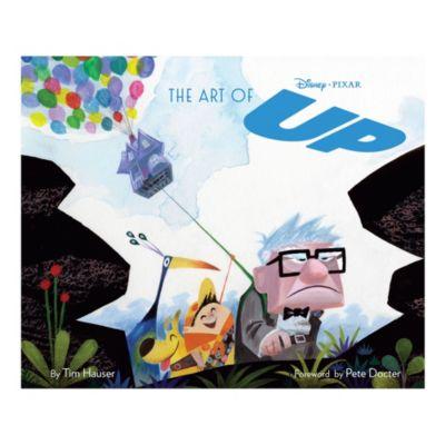 The Art of Disney Pixar Up - From shopDisney