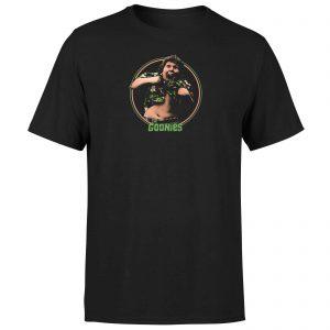 The Goonies Truffle Shuffle Men's T-Shirt – Black – XS – Black