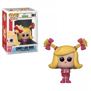 The Grinch 2018 Cindy-Lou Who Pop! Vinyl Figure