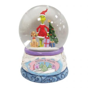 The Grinch By Jim Shore Grinch Waterball