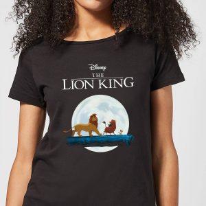 The Lion King Hakuna Matata Women's T-Shirt – Black – 5XL – Black
