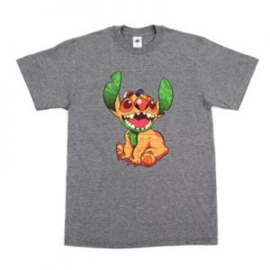 The Lion King Stitch Crashes Disney's Customisable T-Shirt 3 Of 12, Mens, Grey – From ShopDisney's