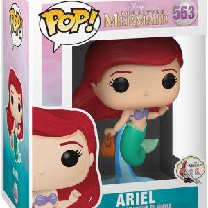 The Little Mermaid Ariel Vinyl Figure 563 Funko Pop! Multicolor