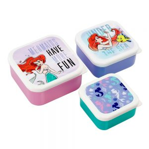 The Little Mermaid Lunchbox Set Gift By Moonpig – Delivery Available