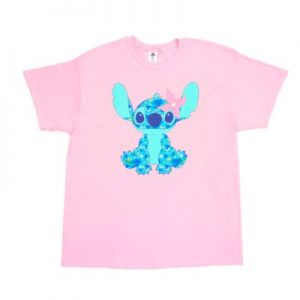 The Little Mermaid Stitch Crashes Disney's Customisable T-Shirt 4 Of 12 – From ShopDisney's