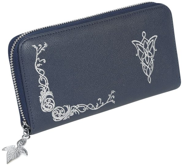 The Lord Of The Rings Arwens Evenstar Wallet lilac