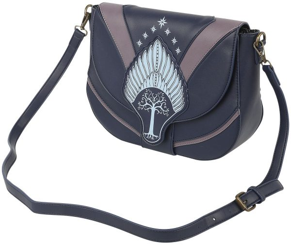 The Lord Of The Rings Gondor Shoulder Bag blue