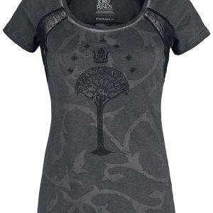 The Lord Of The Rings Gondor T-Shirt Grey