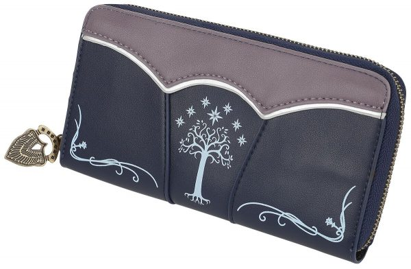 The Lord Of The Rings Gondor Wallet blue