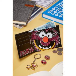 The Muppets Animal Wallet, Cufflinks And Keyring Gift Set