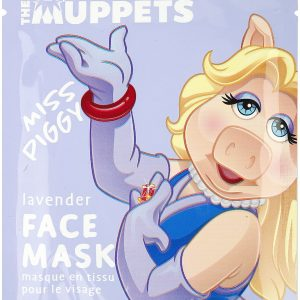 The Muppets Mad Beauty – Miss Piggy Face Masks Multicolor