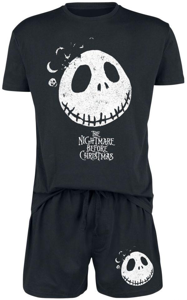 The Nightmare Before Christmas Jack Pyjama black