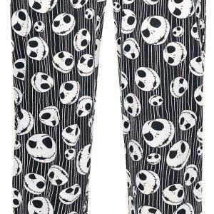 The Nightmare Before Christmas Jack Skellington – Skulls Pyjama Pants Black