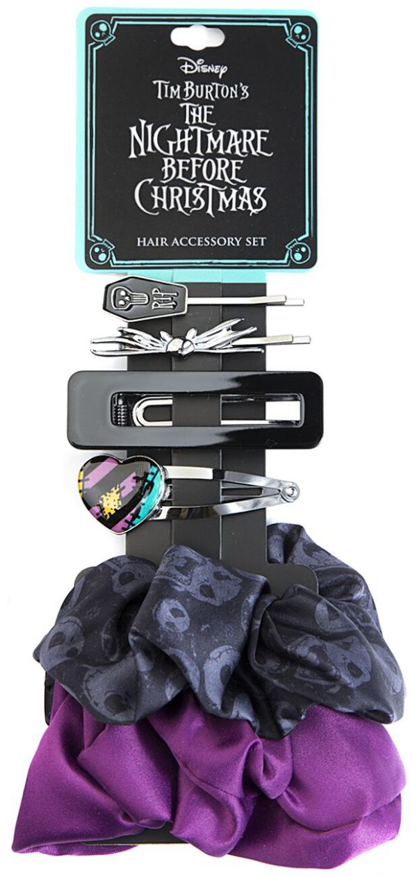 The Nightmare Before Christmas Jack and Sally Hair tie multicolour