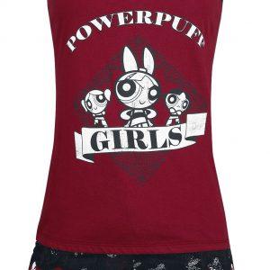The Powerpuff Girls Powerpuff Girls Pyjama Multicolour