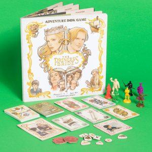 The Princess Bride Adventure Book Game