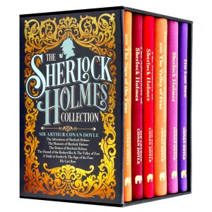 The Sherlock Holmes Collection: 6 Book Box Set