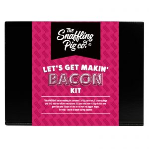The Snaffling Pig Make Your Own Kit – Bacon Curing