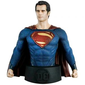 The Superman Bust: Dc Comics Collector