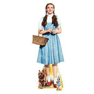 The Wizard Of Oz – Dorothy Yellow Brick Road Lifesize Cardboard Cut Out
