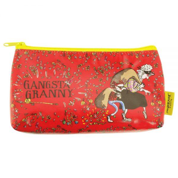 The World Of David Walliams Gangsta Granny Pencil Case