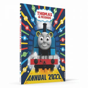 Thomas The Tank Engine Official Annual 2022