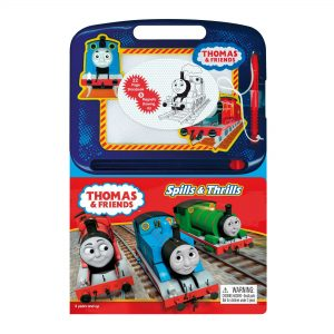 Thomas The Tank Engine Learning Series Book