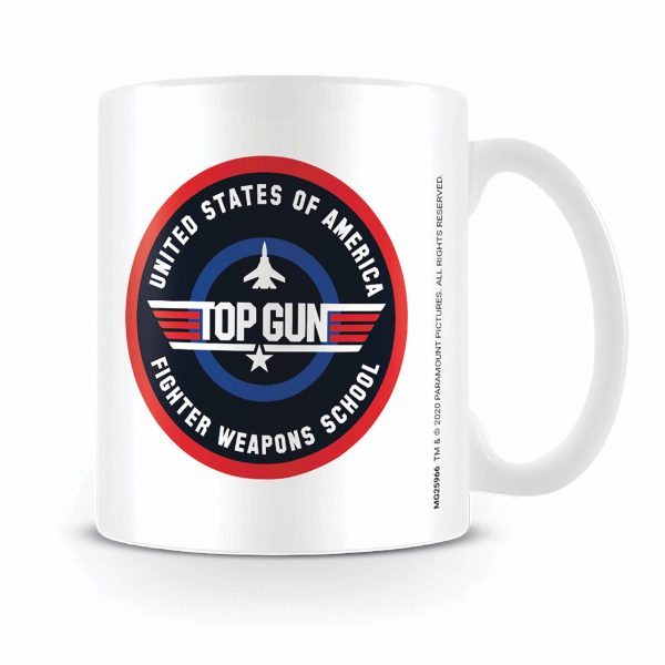Top Gun, Fighter Weapons School Mug