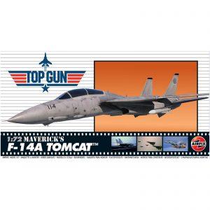 Top Gun Maverick's F-14A Tomcat Plastic Model Kit – Scale 1:72