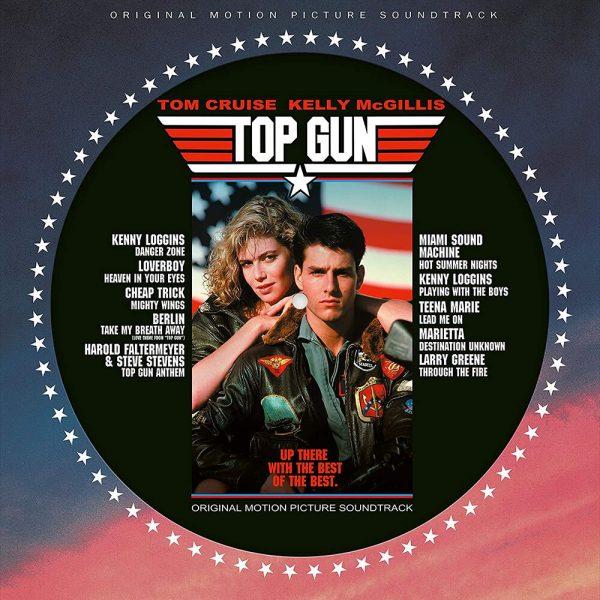 Top Gun Top Gun - Original Motion Picture Soundtrack LP Picture