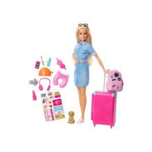 Travel Barbie