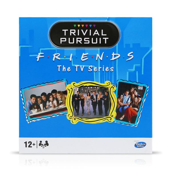 Trivial Pursuit FRIENDS Edition Gift Set By Moonpig - Delivery Available