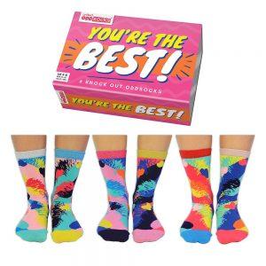 United Oddsocks You're The Best Socks
