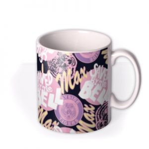 Universal Saved By The Bell Max Bayside Tigers Mug By Moonpig Gift Set – Delivery Available