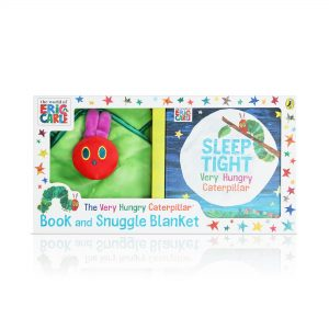 Very Hungry Caterpillar Book & Snuggle Blanket Baby Gift Set By Moonpig – Delivery Available