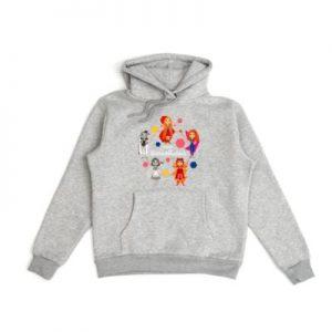 Wanda Stylised Customisable Hooded Sweatshirt WandaVision – From ShopDisney