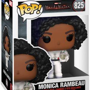 WandaVision Monica Rambeau Vinyl Figure 825 Funko Pop! Multicolor