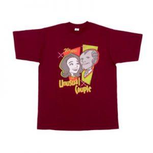 WandaVision 'Unusual Couple' Customisable T-Shirt Mens – From ShopDisney