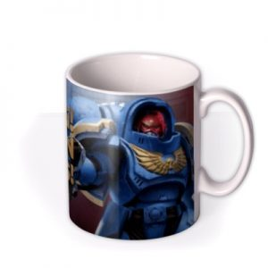 Warhammer Battle In Progress Mug By Moonpig, Gift Set – Delivery Available